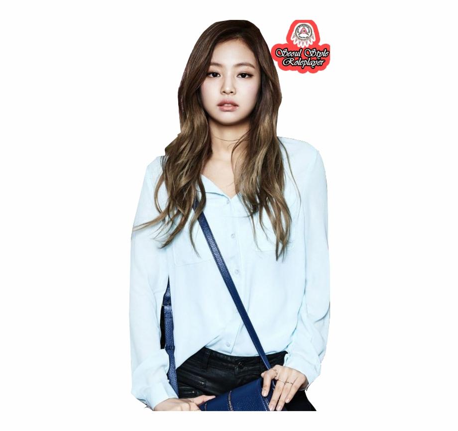 Jennie Kim Png.