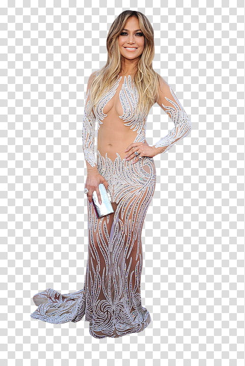 Jennifer Lopez , transparent background PNG clipart.