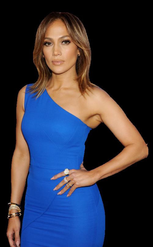 Jennifer Lopez PNG Transparent Image.