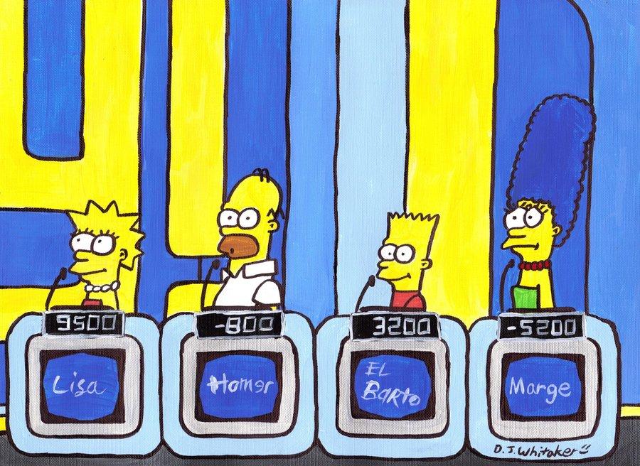 Jeopardy Clip Art Free.