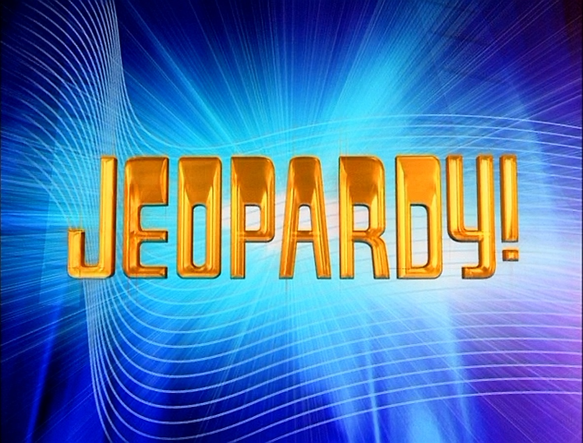 jeopardy game clipart - Clipground