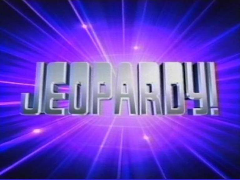 Civil War Jeopardy.