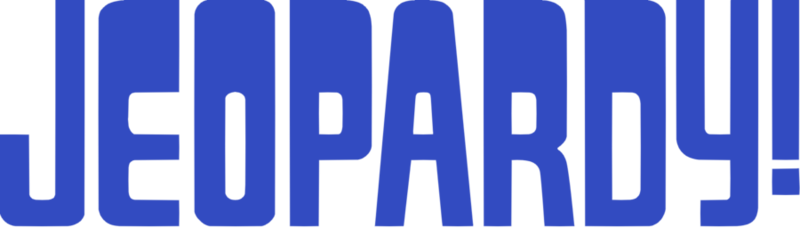 Download Free png Jeopardy Logo.