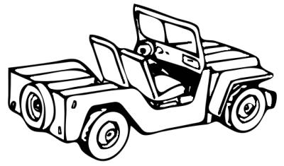 Jeep Clip Art Download.