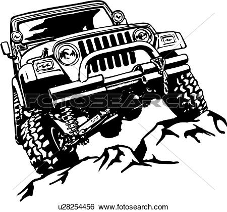 Jeep Clipart Vector Graphics. 1,249 jeep EPS clip art vector and.
