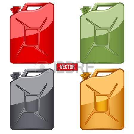 2,574 Jerrycan Stock Vector Illustration And Royalty Free Jerrycan.