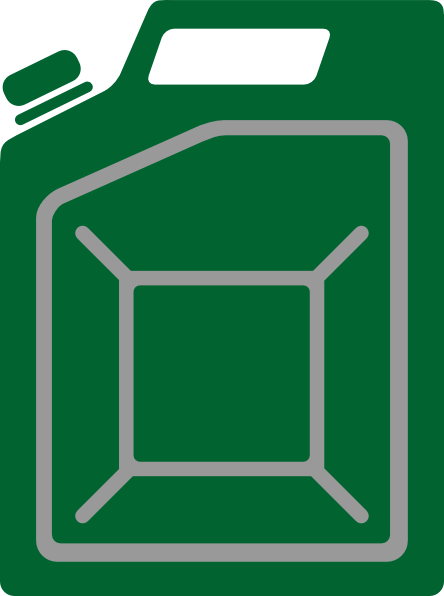 Green Jerrican Clip Art at Clker.com.
