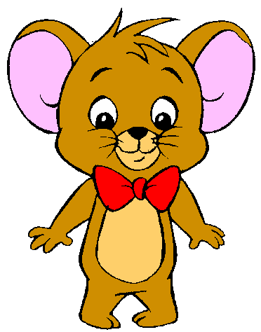 Jerry clipart.