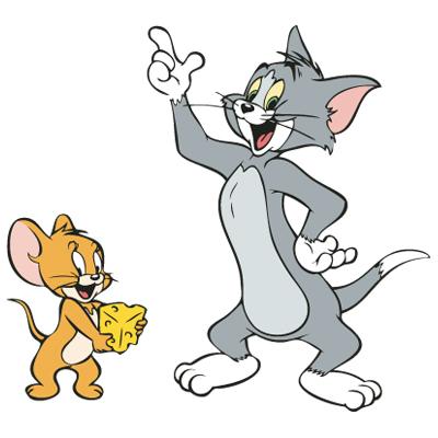 Tom und jerry clipart.