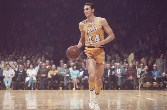 The story behind Jerry West NBA logo.
