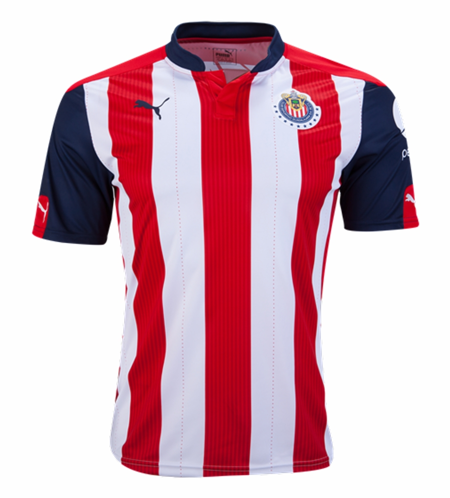 Puma Chivas Home Jersey 16.