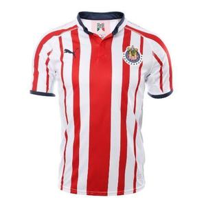 Chivas 18/19 Home Men Soccer Jersey.
