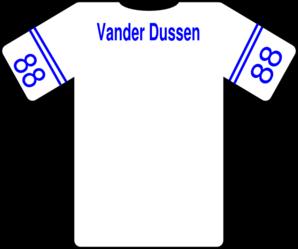 Clipart baseball jersey.