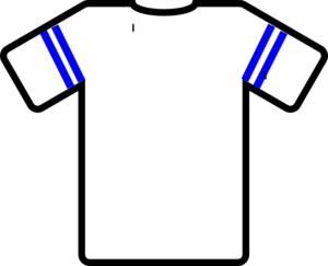 Sports Jersey Clipart.