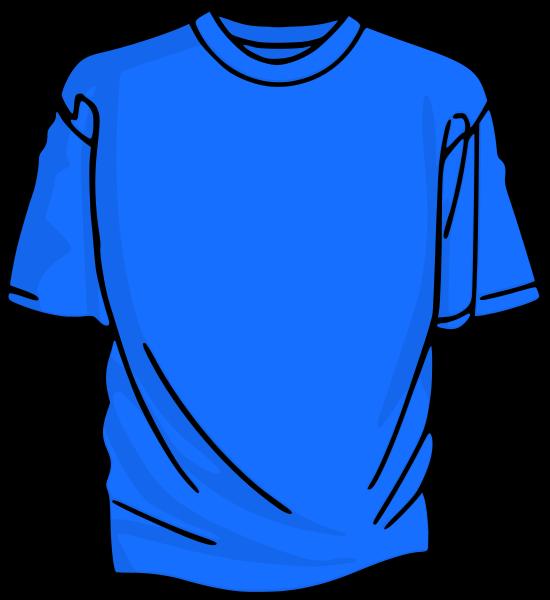 Tee Shirt Clipart.
