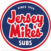 Jersey Mike's Subs #13 Original Italian, White Giant.