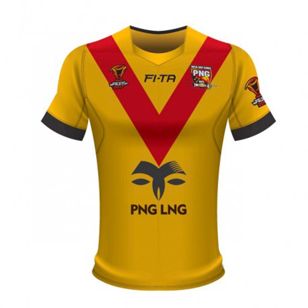 PNG Rugby League.