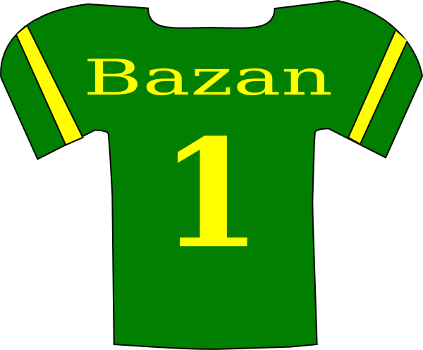 Jersey 20clipart.