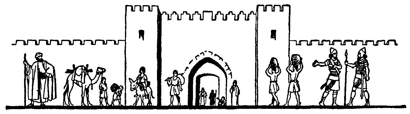 Jerusalem Clipart.
