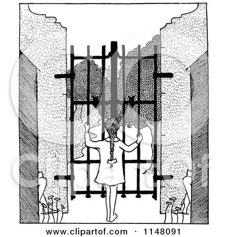Royalty Free Gate Illustrations by Prawny Vintage Page 1.