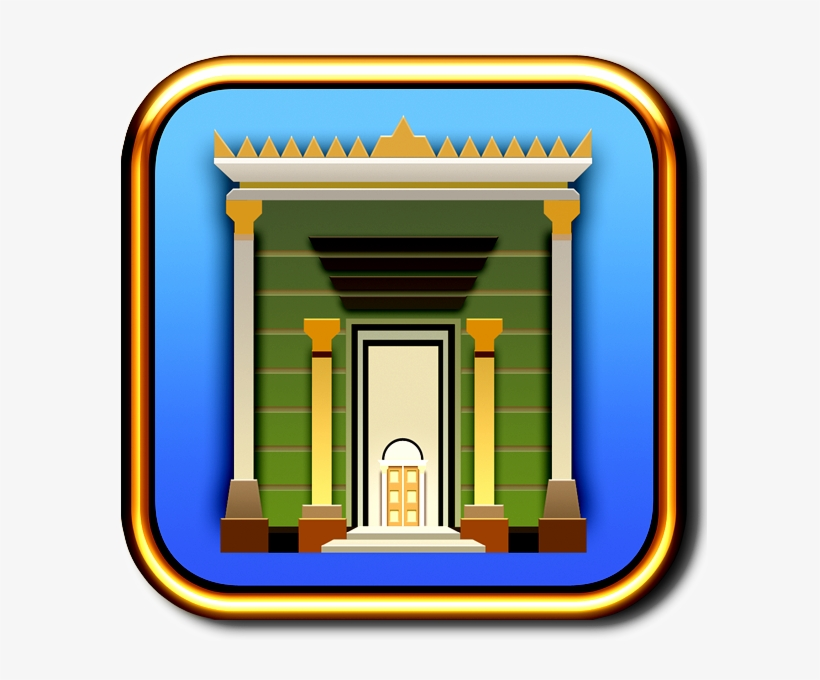Svg Transparent Download Jerusalem Temple Clipart.