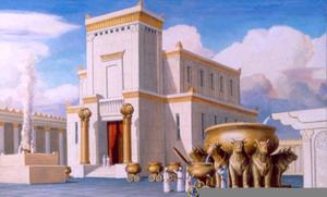 Jerusalem Temple Clipart.