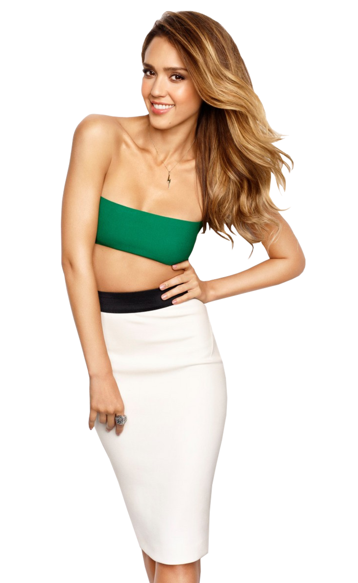 Download Jessica Alba PNG Image For Designing Purpose.