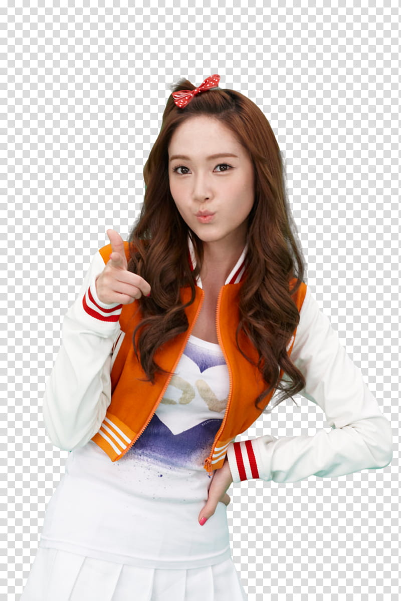 Jessica SNSD Render transparent background PNG clipart.
