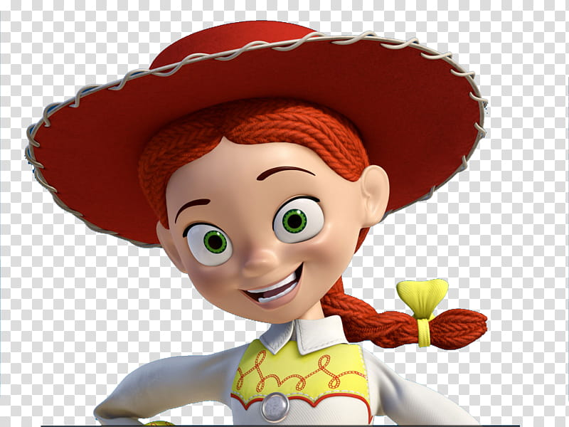 Toy Story, Jessie of Toy Story transparent background PNG.