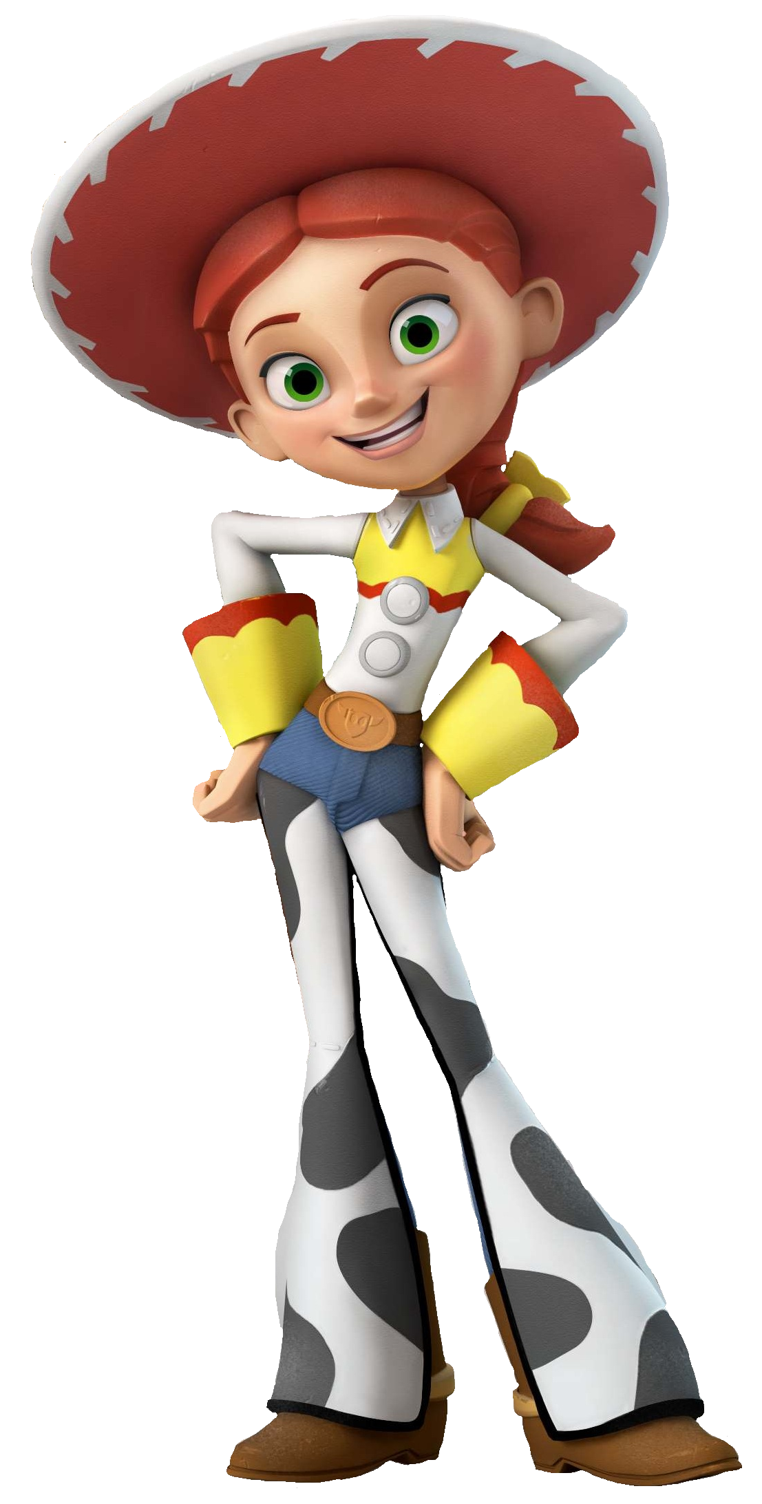 Download Toy Story Jessie PNG File.