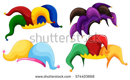 Jester Stock Photos, Royalty.
