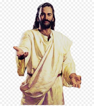 Jesucristo PNG.