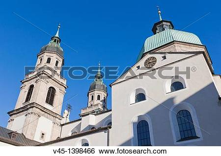 Stock Images of Jesuitenkirche, Jesuit Church, University Church.