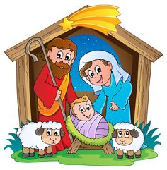 Jesus birth clipart 6 » Clipart Station.