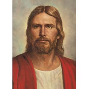 Jesus Christ LDS Art.