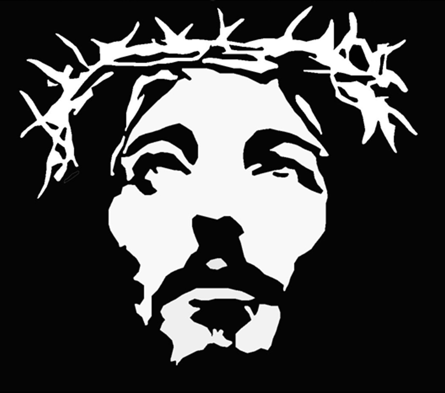 Black And White Images Of Jesus Group with 84+ items.