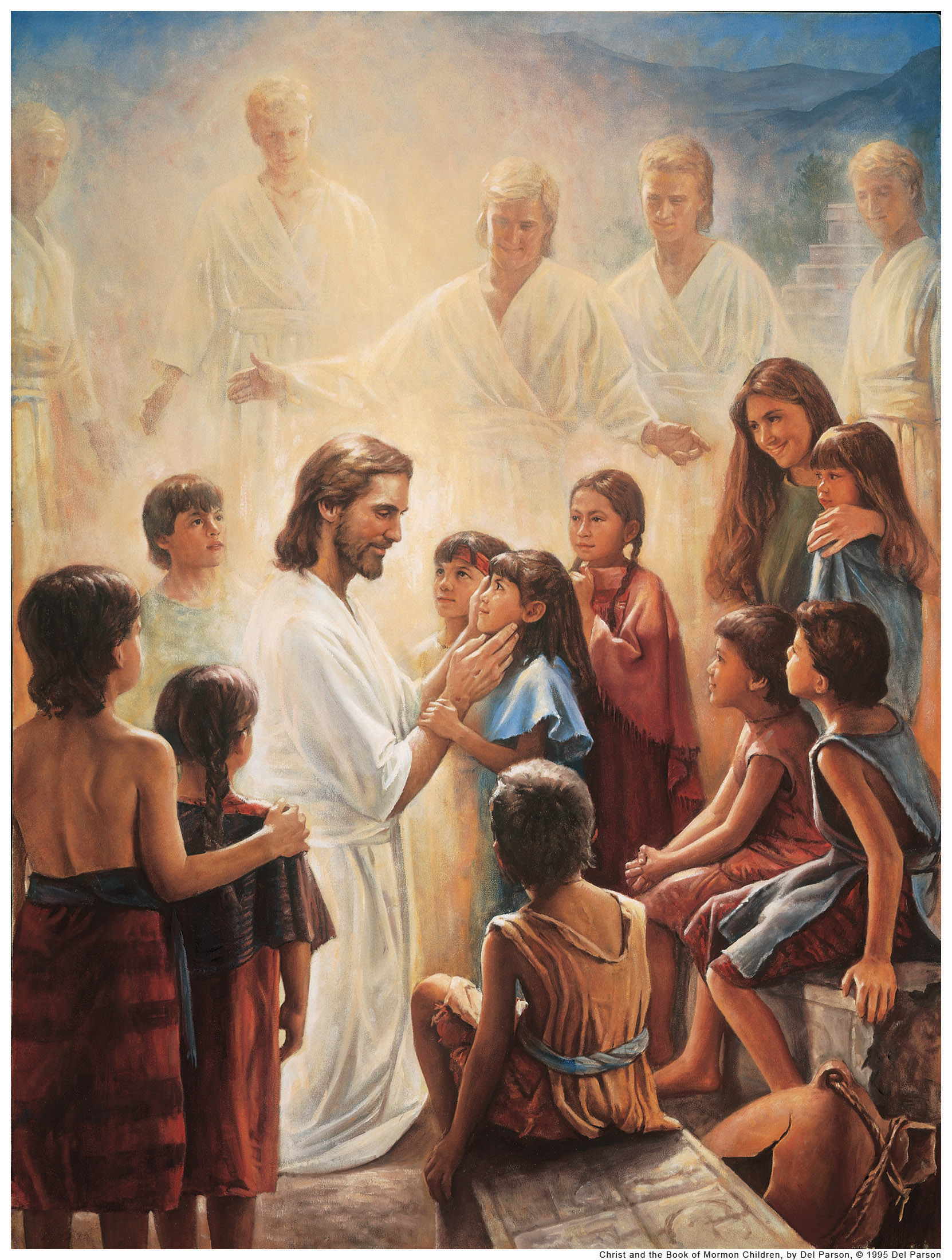 The Secular Jesus.