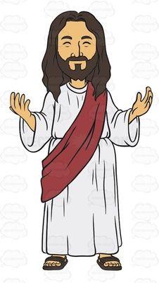 23 Best Jesus Clipart images in 2017.