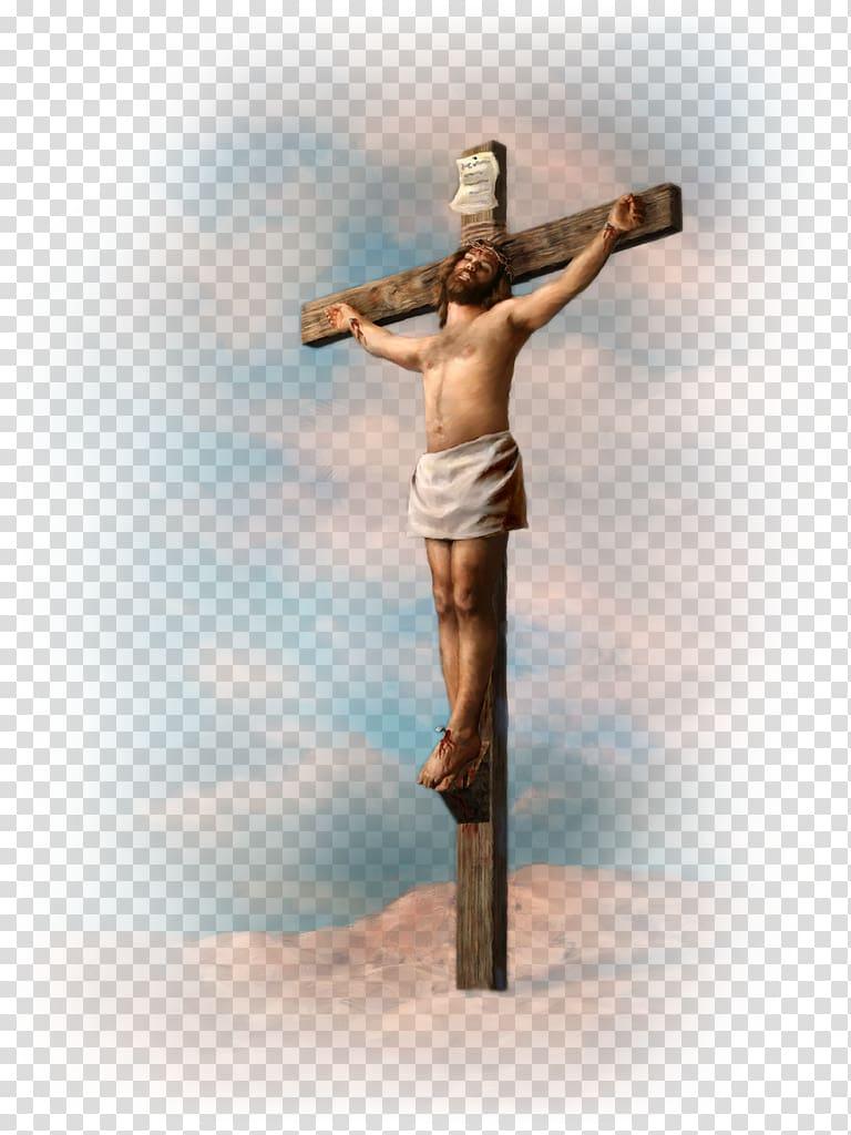 Crucifixion illustration, Via Dolorosa Bible Son of man Christian.