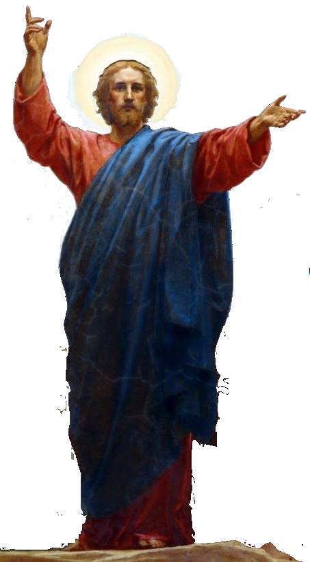 Jesus Christ PNG Transparent Images.