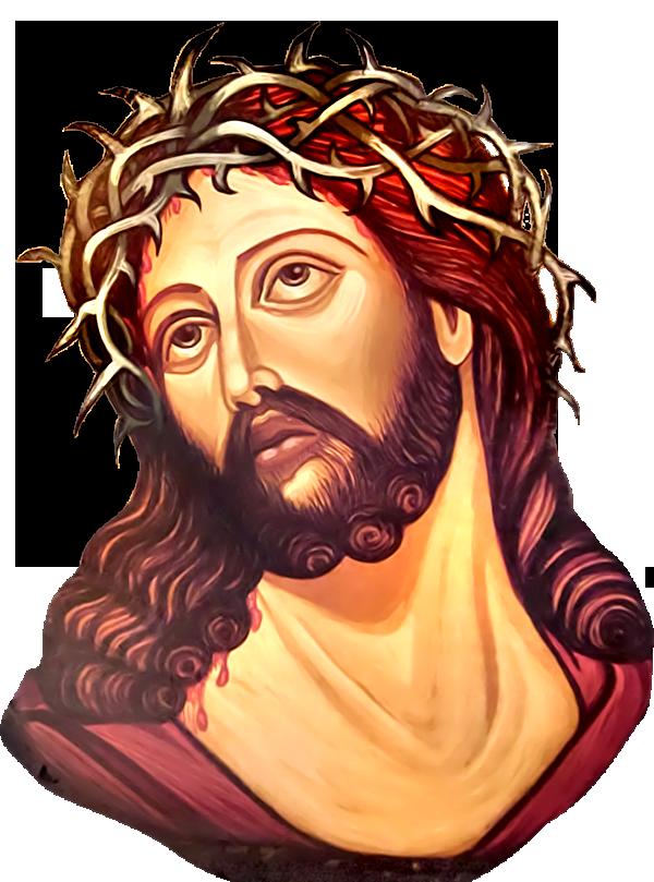 Jesus Christ PNG Image.