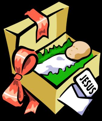 Image: Christmas Present.