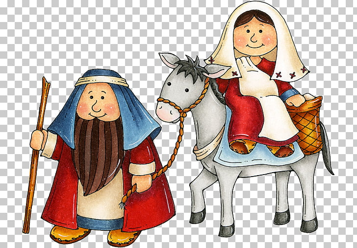 Nativity scene Nativity of Jesus Christmas , christmas PNG.