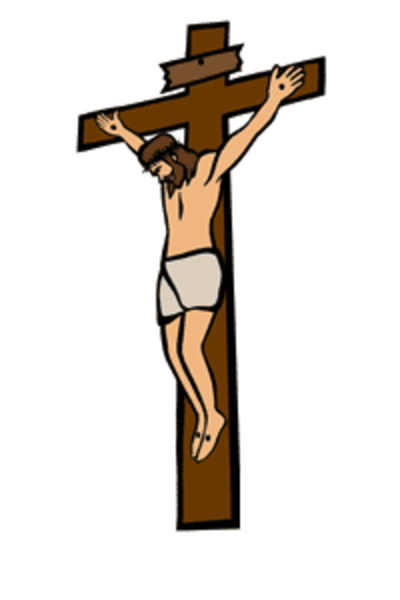 Jesus On Cross Clipart.