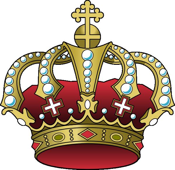 Christ The King Crown Clip Art at Clker.com.