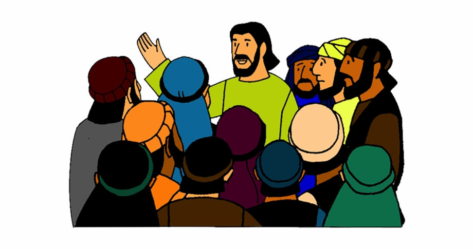 Clip Art Of Jesus And Disciples Clip Art Library Jesus.