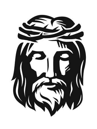 Jesus face clipart 4 » Clipart Station.