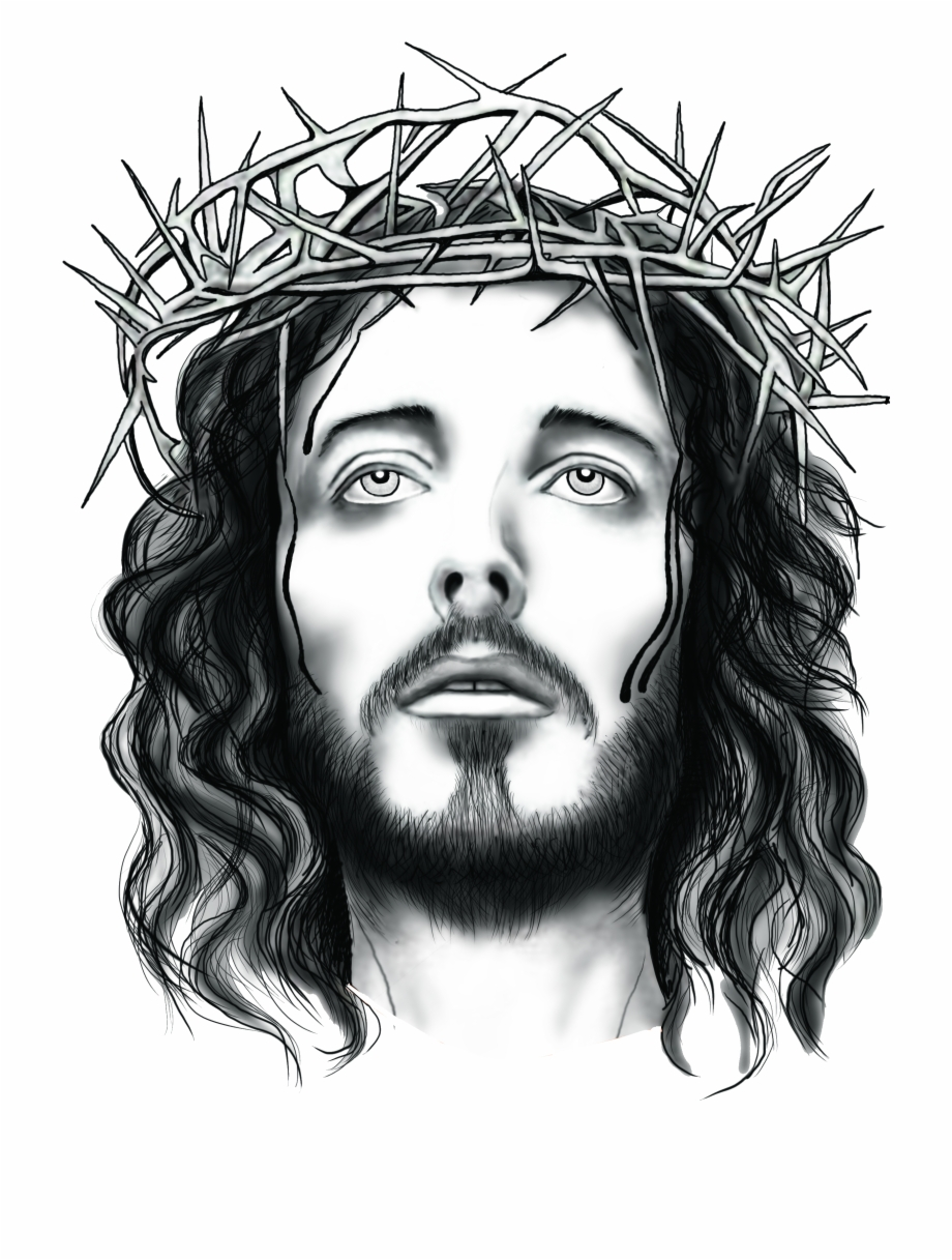 Jesus Face Png.