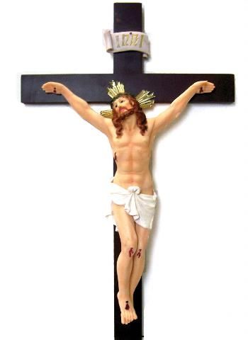 Jesus Hanging On The Cross Clipart.