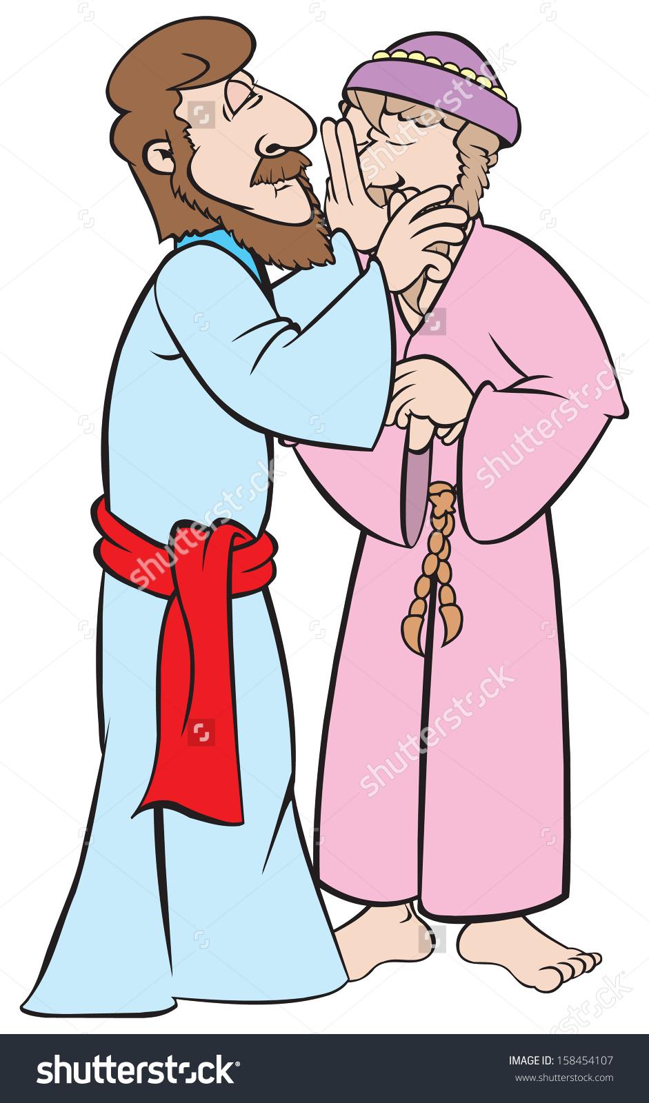 Showing post & media for Jesus heals sick cartoon.